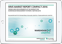 warehouse-logistics WMS MARKET REPORT COMPACT 2016: Trends and developments on the market for Warehouse Management Systems