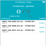 Task Overview Mobile